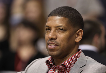 Mayor Kevin Johnson: a basketball man who wants to keep Sacramento a basketball town.