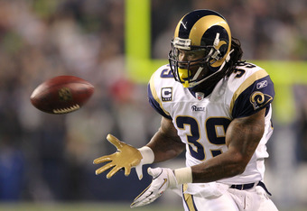 Steven Jackson isn't going anywhere