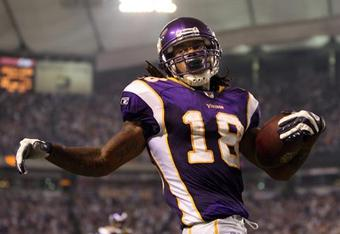 Plenty of quarterbacks would love to have Sidney Rice in 2011