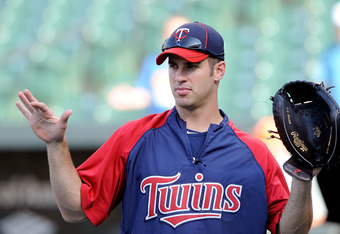 Joe Mauer has reportedly lost 12 pounds since being hospitalized with a viral infection, but he may not be out of fantasy lineups as long as initially feared.