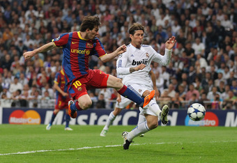 Messi: Let's put an end to this Messi vs. Ronaldo debate, shall we?