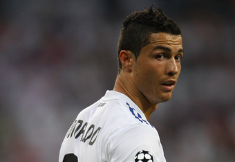 Ronaldo: Madrid battling more than just Barcelona.