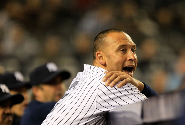 Derek Jeter Placed On DL