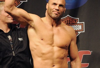 Randy Couture didn't get the win he wanted at UFC 129, but his fight with Lyoto Machida ended as well as it could have for all involved.