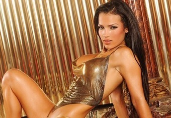 Bella Gonzalez, Shane Mosley's girlfriend