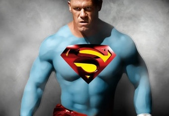 "John ""Superman"" Cena / Free Images"