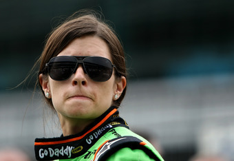 Tony Stewart Thinks Danica Patrick Is a Great Talent