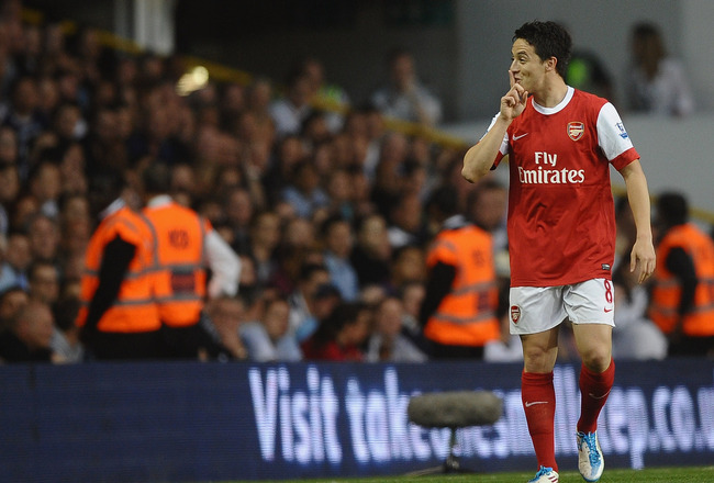 Arsenal Transfer News: Samir Nasri Has Sealed His Fate With Latest ...