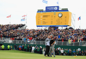 British Open 2011 Golf: Scores, Leaderboard and Results from Royal ...