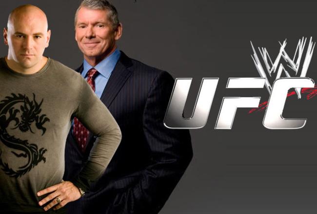 Pro Wrestling Worthy MMA Storylines