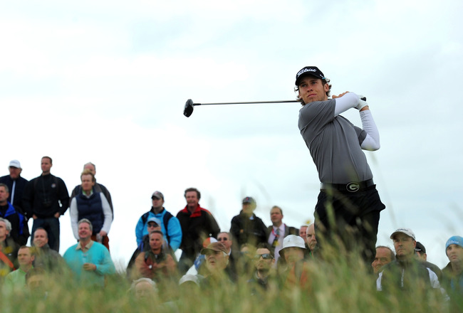 Pick an amateur storyline. Tom Lewis at the British Open, Patrick Cantlay ...