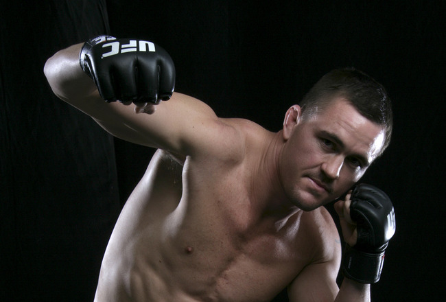 UFC on Versus 5: Kyle Noke Talks About His Fight, TUF, Chael, Steve Irwin