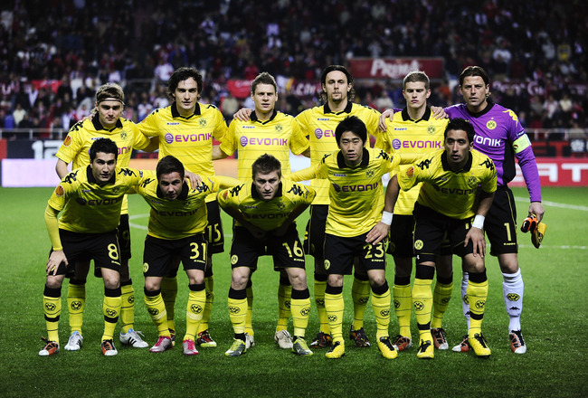 Borussia Dortmund  Team Photo