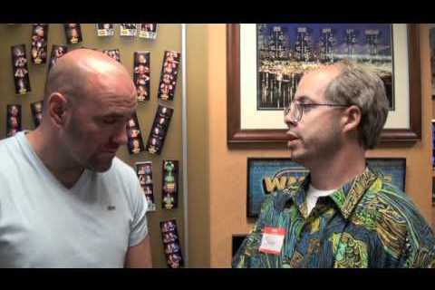 MMA Gold: Interviewer Skippy, AKA Ed Bassmaster, Discusses UFC 133 Experience
