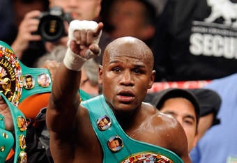 Mayweather vs. Ortiz: Live Results and Post-Fight Reaction | Bleacher ...