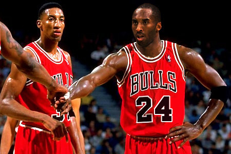 Kobe Bryant: Could He Have Carried Scottie Pippen and Chicago Bulls to a Title? | Bleacher Report