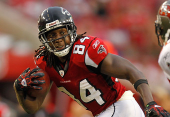 Roddy White Injury: Quad Injury Won't Keep Falcons Receiver Out