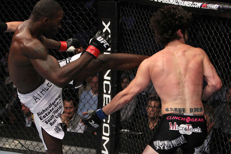 UFC on Versus 6 Results: Is Anthony Johnson a Real Threat to Georges St. Pierre?