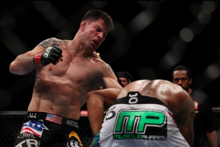 UFC 136 Results: Was Brian Stann Fool's Gold All Along?