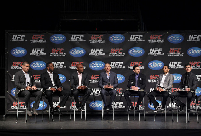 UFC Super 7: 6 of 7 UFC Champions Can Jump Weight. Who Moves First?