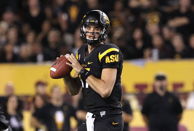 With easy finish, ASU just has to close the deal