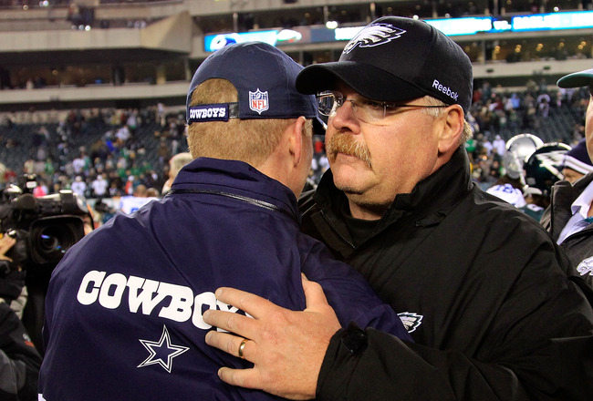 Andy Reid has the Philadelphia Eagles back on track, overcomes talk about job ...