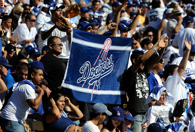 Where did all the love go dodger fans
