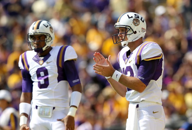 Lou Holtz: The coach's game plan for LSU vs. Alabama