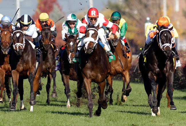 2011 Breeders Cup Results Friday Race Winners And Recap