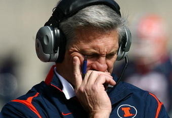 Illinois Football: Once-Promising Season Now Just a Distant Memory