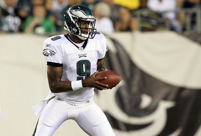 VINCE YOUNG, 2011 Philadelphia Eagles Forever Linked to LeBron James, 2010 Heat