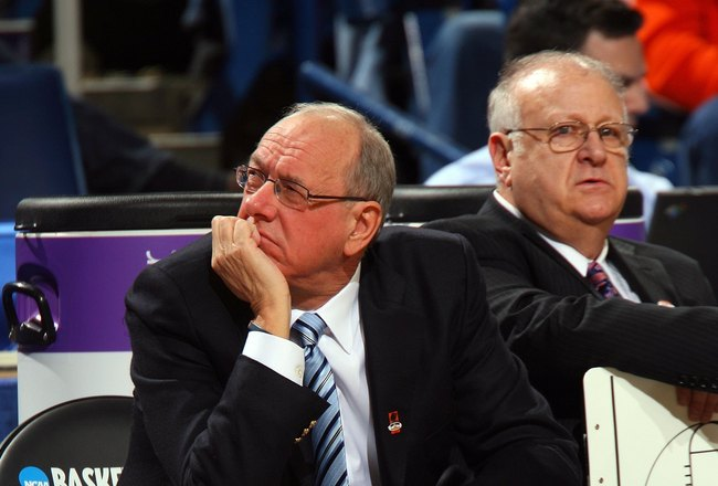 Syracuse's Fine under investigation