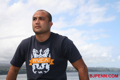 BJ Penn Column: UFC Legend Gives Updates from Hawaii in His First Post