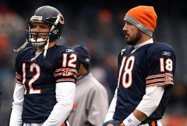 Kyle Orton Bears: Why Caleb Hanie Is Right Man to Replace ...