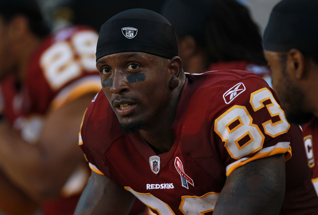 Redskins TE Fred Davis