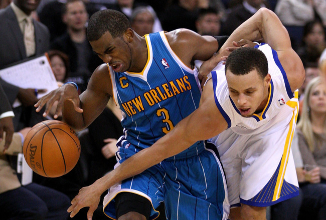 New Orleans Reportedly Targeting STEPHEN CURRY, Eric Gordon: A Fan's Reaction