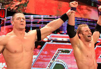 Did John Cena Pass Zack Ryder the Torch on Raw 12/5/11?