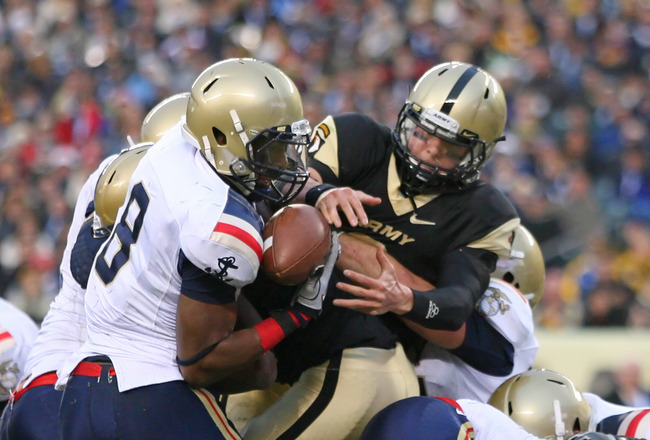 Army-Navy Game 2011: Old Rivalry, New Uniforms