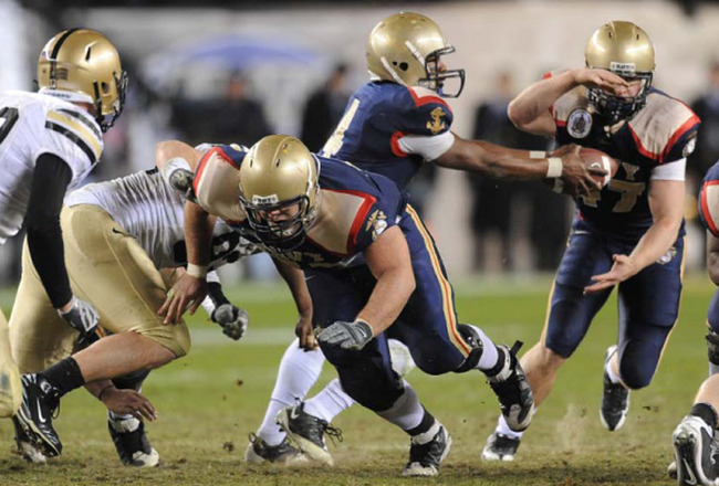 Army-Navy Game 2011: Why We Still Love This Game so Much