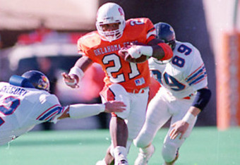 Heisman Trophy: Why Barry Sanders' Trophy-Winning Season Was so Incredible
