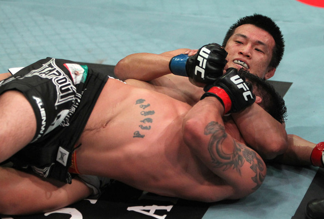 UFC on Fuel 3 Gets Headliner
