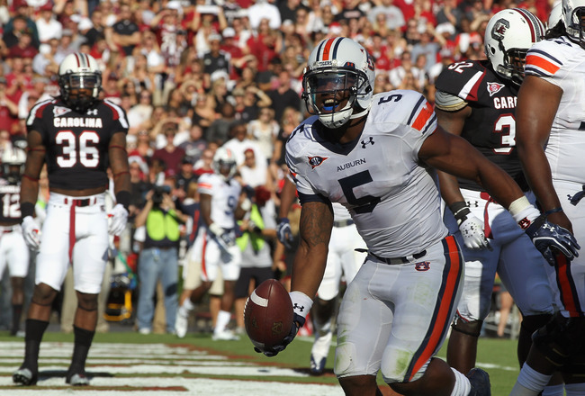 ... Predictions: Betting on Auburn-Virginia After Michael Dyer Suspension