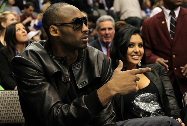 Kobe Bryant Divorce: Vanessa Bryant Possibly a $100M Woman; Other Costly ...