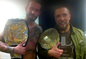 WWE: CM Punk vs. Daniel Bryan Needs to Happen at WrestleMania