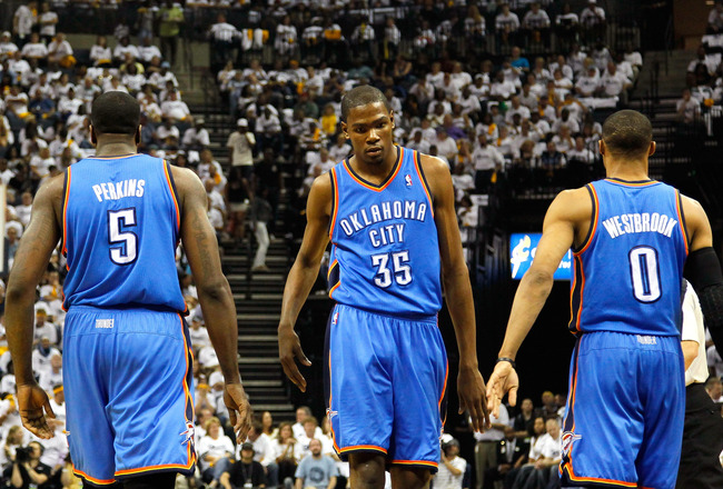 2011-12 OKLAHOMA CITY THUNDER Preview