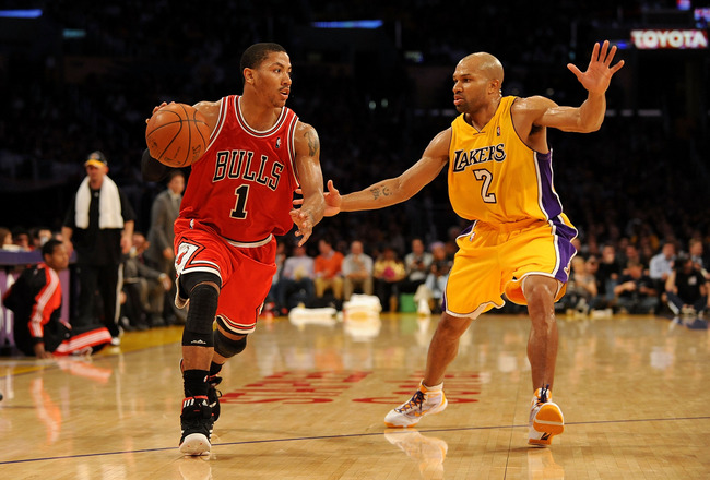BULLS prepare for Lakers, Bryant