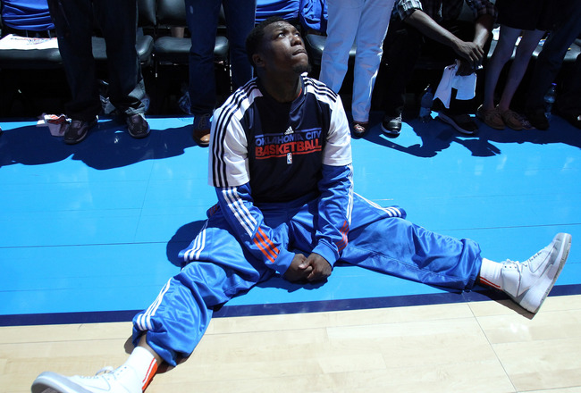 OKLAHOMA CITY THUNDER Waive Nate Robinson – a Fan's Take