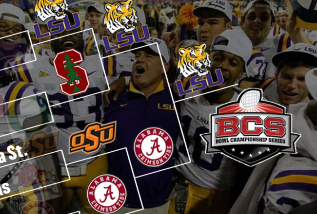 Likely College Football Playoff Scenario Emerging -- Details Here