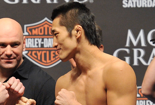 UFC 141 results: Dong Hyun Kim cruises in decision win over Sean Pierson