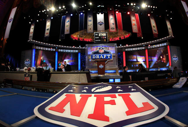 The Cincinnati Bengals Will Selected 17th In The 2012 NFL Draft